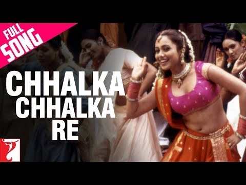 Chhalka Chhalka Re  - Song - Saathiya