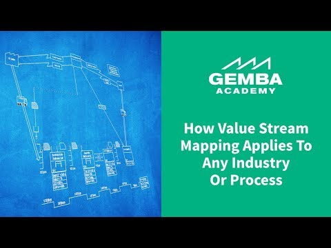 Learn How Value Stream Mapping Applies to Any Industry or Process