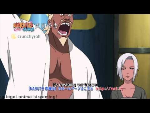 Naruto Shippuuden Episode 276 Trailer