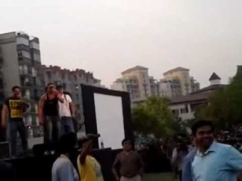 Honey Singh  Raftaar  J-Star  Alfaaz Live in Concert Ansal Institute...