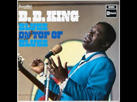 B.B. King ‎– Blues On Top Of Blues - I'm Not Wanted Anymore  / Label: Bluesway ‎– BLS-6011