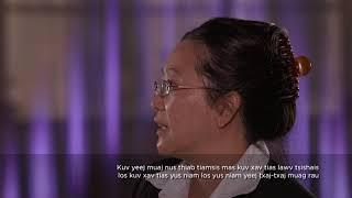 Kev Sibtham Txog Kev Tu Neeg (Caregiving) Hauv Minnesota (Hmong Captions)