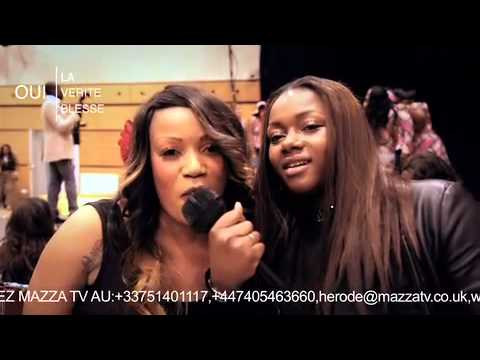 Mazza tv (Miss Congo nationale France)