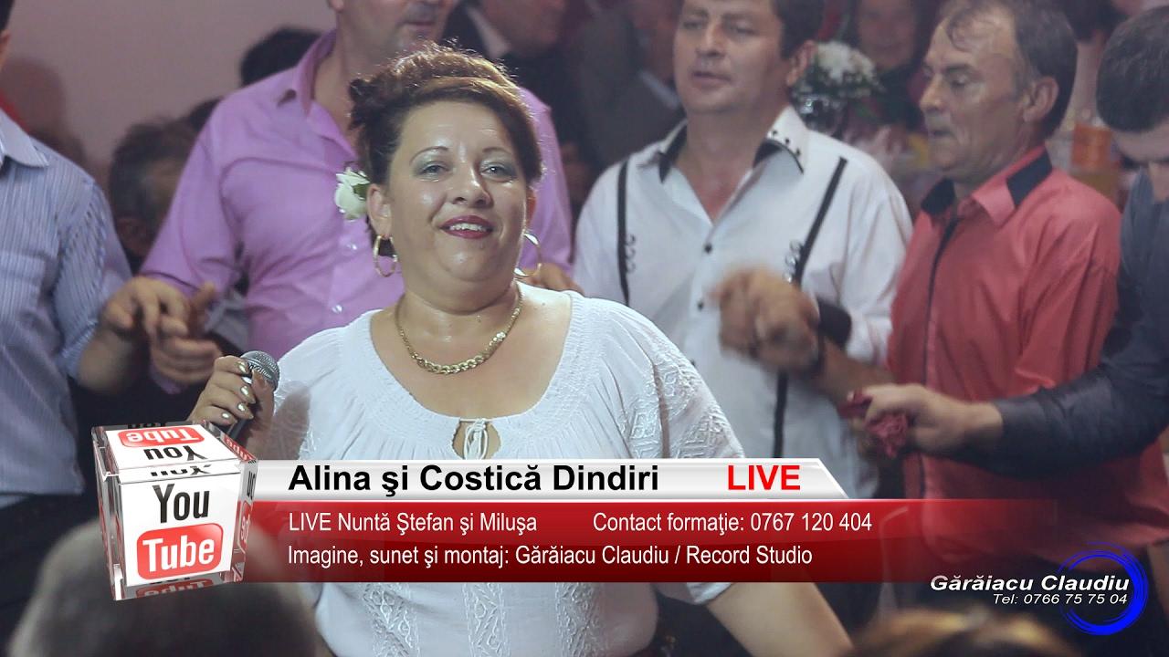 Alina Dindiri | Colaj HORA LIVE part.2 | Nunta Stefan si Milusa | Muzica de Petrecere