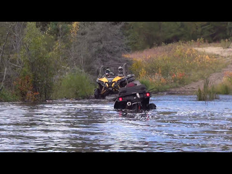 Tricky Beaver Dam Crossing