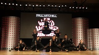 HHI 2016 Vegas Semi Final - Brain Damage\ Israel
