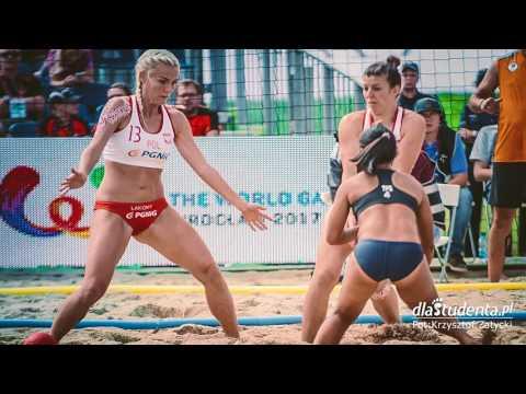 The World Games 2017: Plażowa Piłka Ręczna- 26.07.2017 Wrocław