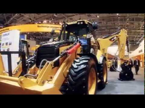 25 years of Cat® Backhoe Loaders | Special Edition 432E