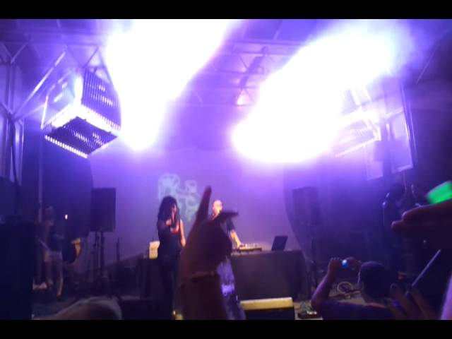 Zebo at North Coast 9/1/2012
