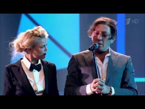 Григорий Лепс и Алина Гросу - Рюмка водки.4K (Ultra HD)