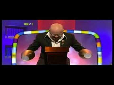 HARRY HILL BURP FEATURING PAULA RANDELL AS TINA TURNER.