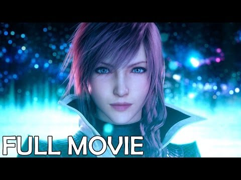 Lightning Returns: Final Fantasy XIII-3 - The Movie - Marathon Edition ( All Cutscenes 1080p HD)