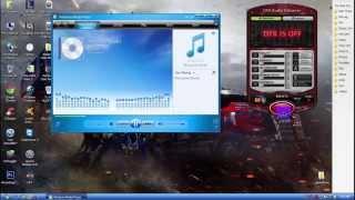 Tăng chất lượng âm thanh với phần mềm DFX Audio Enhancer