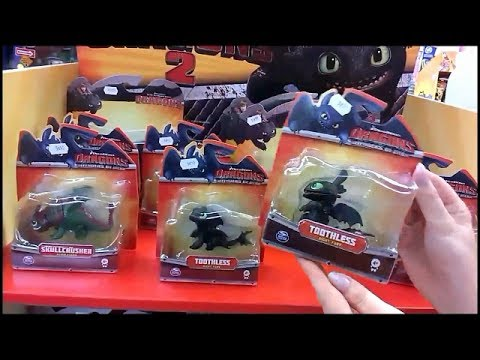 Toys R Us How To Train Your Dragon 2 Toys Review