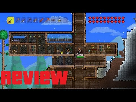 Terraria Review Xbox One & PS4