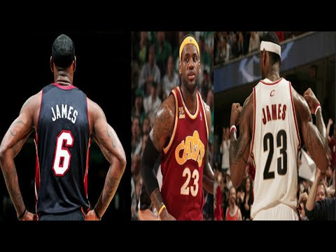 NBA - What Jersey Number Will Lebron James Wear In 2014-2015 Season!?