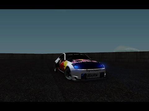 Nissan 350Z Red Bull