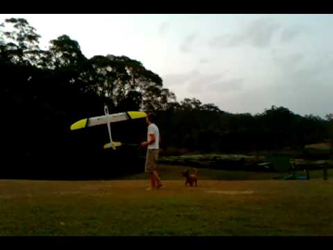 Parkzone Radian Hover and Slow-flight