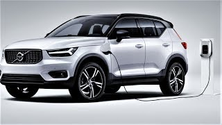 Electric Volvo XC40  - This is a Very Good SUV! (2020)