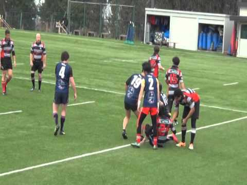 Japanese Rugby League 2016 Round 1 Part 1