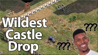 The WILDEST Castle Drop Strategy & Game!
