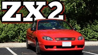 2001 Ford Escort ZX2: Regular Car Reviews
