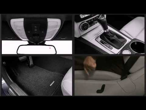 2014 Mercedes Benz C Class Video
