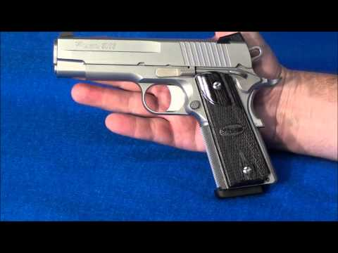 SIG SAUER 1911 REVIEW