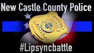 New Castle County Police DE Lip Sync Challenge