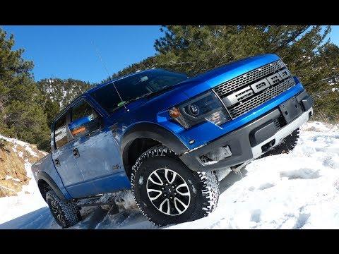 2014 Ford f 150 Svt Raptor Top