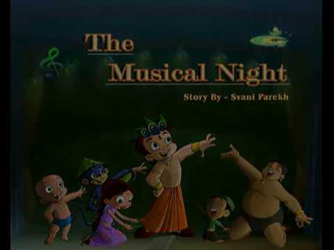 Chhota Bheem - The Musical Night video