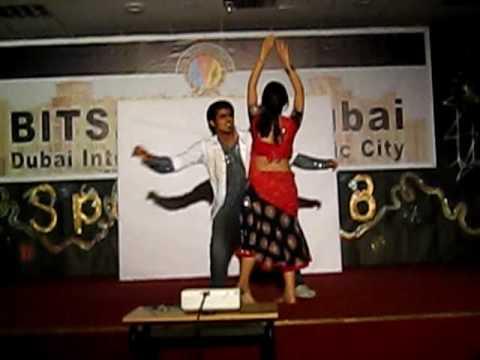 Jumma Chumma - Bits Talents Day 2008 - Kunal & Peenu video