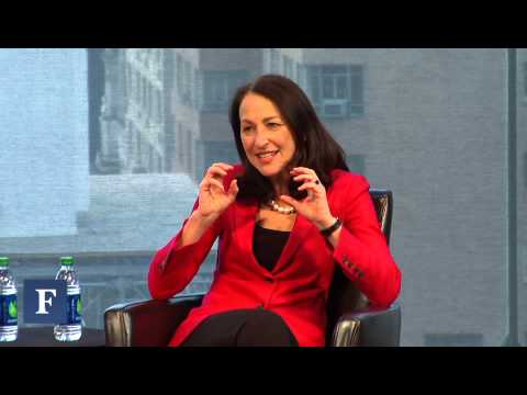 Margaret Hamburg: Facing The FDA's Future Part 3