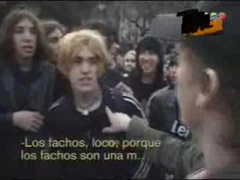 Tribus urbanas floggers emos cumbieros darks goticos metaleros punks 3