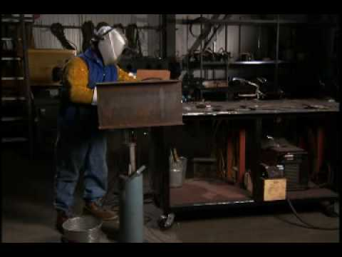 The Canadian Welder™ SMAW - Shielded Metal Arc Welding Intro