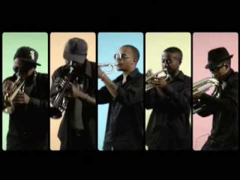 Hypnotic Brass Ensemble: