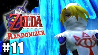 Zelda Ocarina of Time Randomizer - Part 11 - U CANT TOUCH THIS