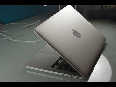 Late 2013 Haswell Macbook Pro (13