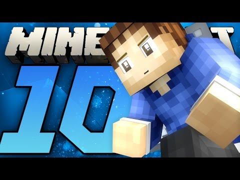 EPIC FLYING AND FIGHTING Minecraft: EPIC FACTION CHALLENGE DAY 10