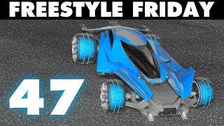 Rocket League | Freestyle Friday 47 | MANTIS (Best Goals & Funny Moments)