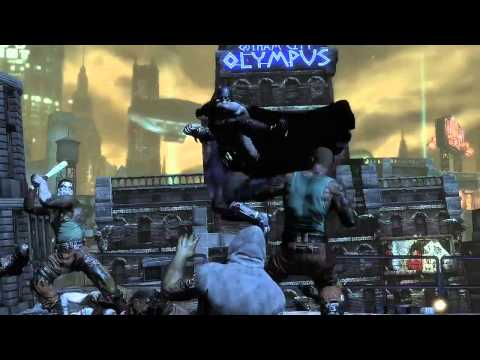 Batman: Arkham City - Launch Trailer (PC, PS3, Xbox 360)