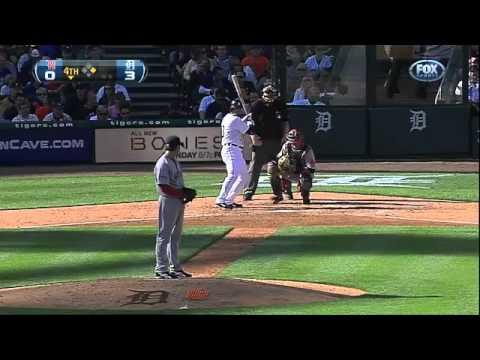 Miguel Cabrera, Prince Fielder, Alex Avila 5 Home Runs 07/04/2012