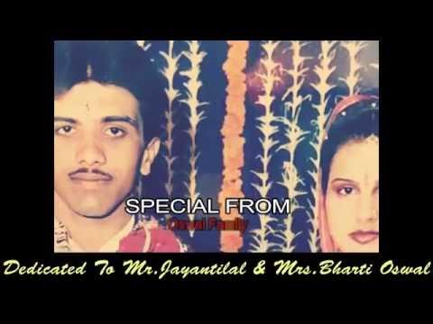 25th Wedding Anniversary Songs   Vicky D Parekh  Mr Jayantilal & Mrs Bharti  Hindi Couple Song