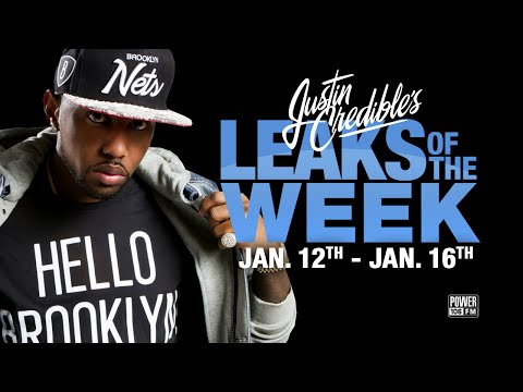 Justin Credible's Leaks Of The Week w/ Fabolous, The-Dream & Kid Ink (Video)