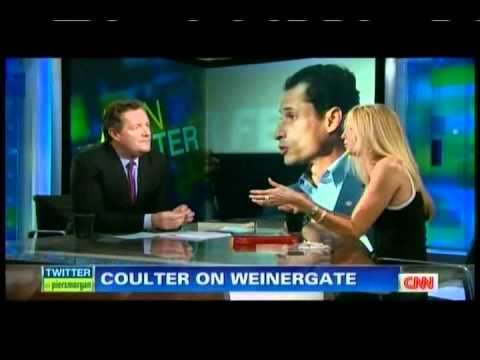 Ann Coulter on the Piers Morgan Show - Jun. 7, 2011