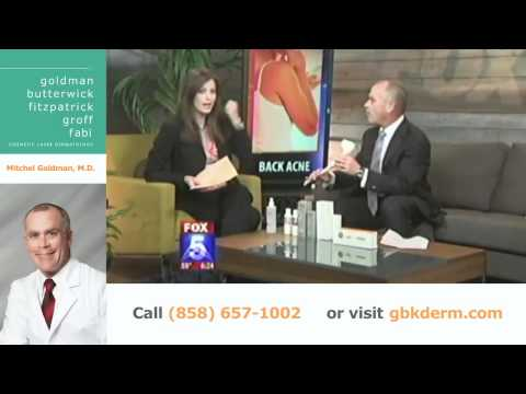 Back Acne Causes & Treatments | Mitchel P. Goldman, MD