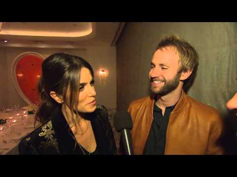 7 For All Mankind Talks Holiday with Nikki Reed & Paul McDonald