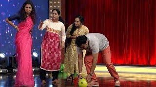 Thakarppan Comedy l Football mania on the floor l Mazhavil Manorama