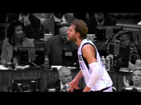 Dallas Mavericks Commercial Dirk Rotoscope