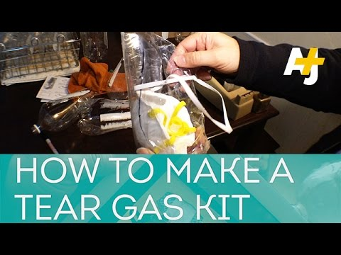 how to make tear gas pdf